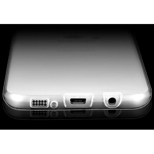Силиконовый транспарентный чехол для Samsung Galaxy S7 Edge