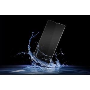 Ультратонкое износоустойчивое сколостойкое олеофобное защитное стекло-пленка для Sony Xperia Z1 Compact
