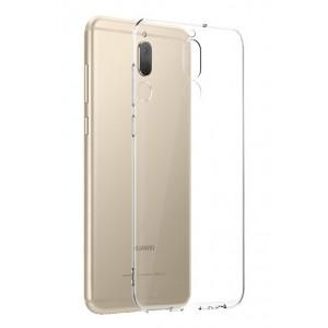 Силиконовый глянцевый транспарентный чехол для Huawei Nova 2i