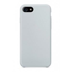 Пластиковый непрозрачный матовый чехол для Iphone 7/8