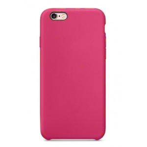 Пластиковый непрозрачный матовый чехол для Iphone 7/8 Пурпурный