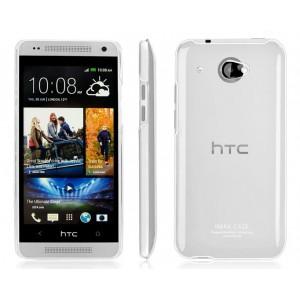 Транспарентный пластиковый чехол для HTC Desire 601