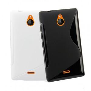 Силиконовый S чехол для Nokia X2