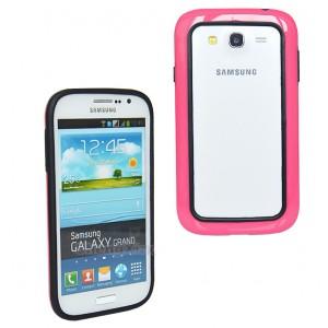 Силиконовый бампер для Samsung Galaxy Grand Duos (i9082)