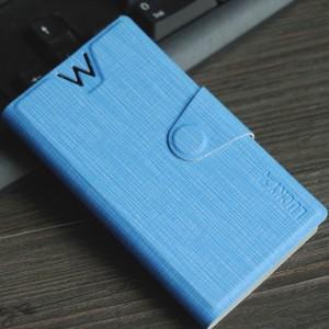 Текстурный чехол флип-подставка с защелкой для Lenovo Vibe X2