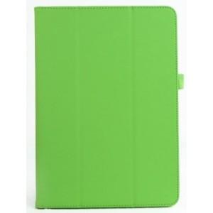 Чехол подставка сегментарный с рамочной защитой для Asus MEMO PAD 10 me102a Зеленый