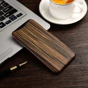 Натуральный деревянный чехол для OPPO Find X