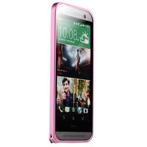 Металлический бампер для HTC One (M8)