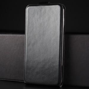 Чехол вертикальная книжка на силиконовой основе с отсеком для карт на магнитной защелке для Iphone 6 Plus/6s Plus
