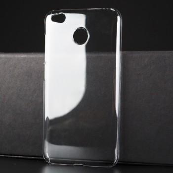 Пластиковый транспарентный чехол для Xiaomi RedMi 4X