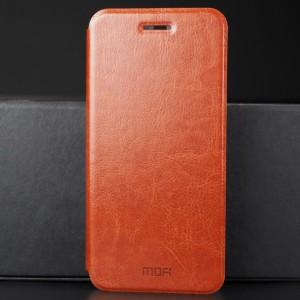 Винтажный чехол горизонтальная книжка подставка на силиконовой основе для Huawei Honor 9