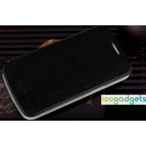 Чехол флип подставка водоотталкивающий для Samsung Galaxy Ace 4