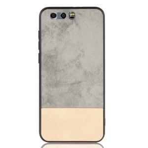 Силиконовый матовый непрозрачный чехол с текстурным покрытием Ткань для Huawei Honor 9