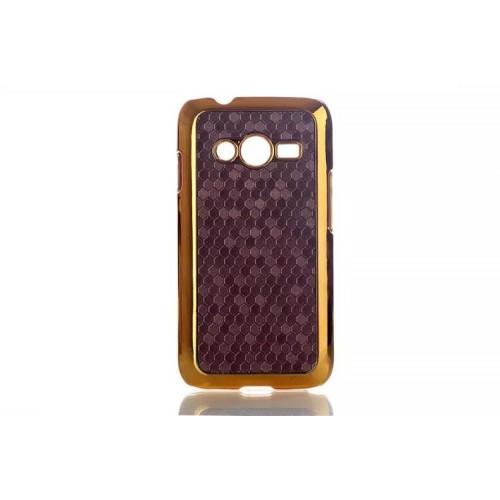 Пластиковый чехол серия Fashion для Samsung Galaxy Ace 4