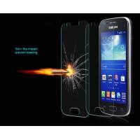 Ультратонкое износоустойчивое сколостойкое олеофобное защитное стекло-пленка для Samsung Galaxy Ace 4