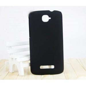 Пластиковый матовый чехол для Alcatel One Touch Pop C7