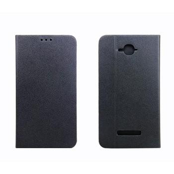 Чехол флип-подставка с отделениями для карт Alcatel One Touch Pop C7