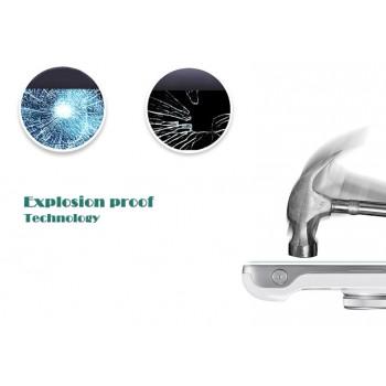 Ультратонкое износоустойчивое сколостойкое олеофобное защитное стекло-пленка для Samsung Galaxy S4 Zoom