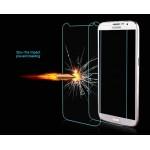 Ультратонкое износоустойчивое сколостойкое олеофобное защитное стекло-пленка для Samsung Galaxy Mega 6.3