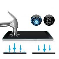 Ультратонкое износоустойчивое сколостойкое олеофобное защитное стекло-пленка для Huawei Ascend G700