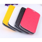 Чехол флип на пластиковой основе серия Colors для Alcatel One Touch Pop C9