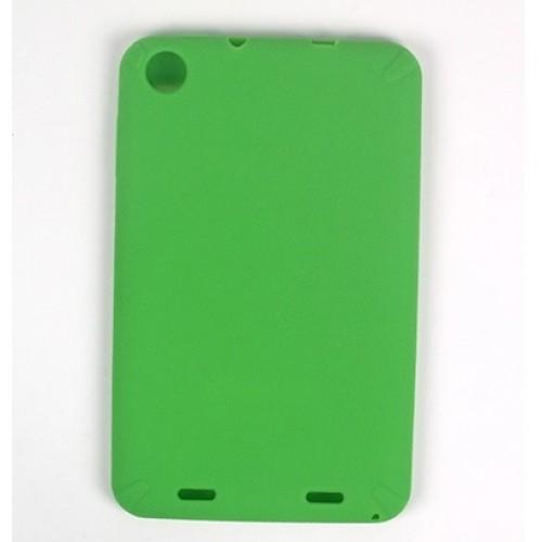 Силиконовый чехол софт-тач для планшета Lenovo IdeaTab A3000