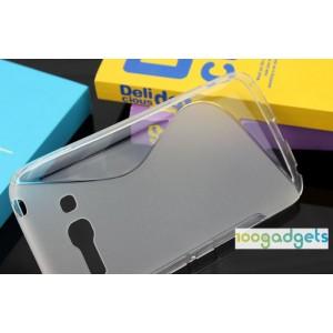 Силиконовый S чехол для Alcatel One Touch Pop C9