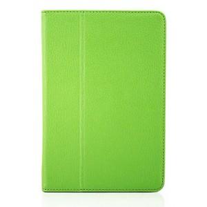 Чехол подставка с рамочной защитой серия Full Cover для Ipad Mini 3 Зеленый