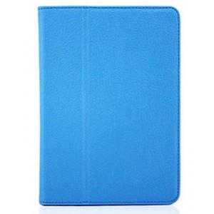 Чехол подставка с рамочной защитой серия Full Cover для Ipad Mini 3 Голубой
