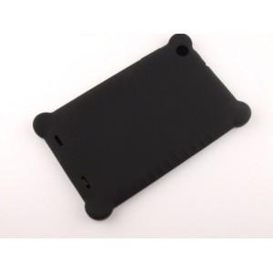 Силиконовый усиленный чехол для планшета Lenovo IdeaTab A3000 Черный
