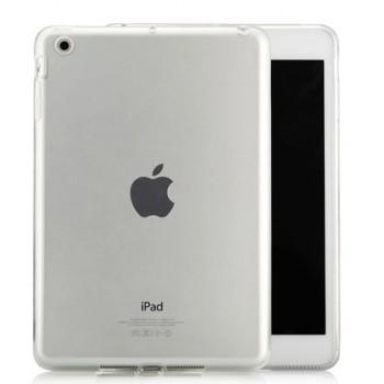 Силиконовый матовый полупрозрачный чехол для Ipad Air 2