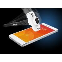 Ультратонкое износоустойчивое сколостойкое олеофобное защитное стекло-пленка для Xiaomi Mi4