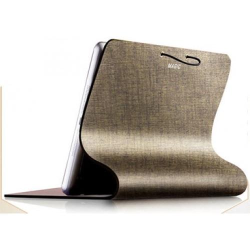 Эксклюзивный гибкий рулонный чехол подставка с нескользящей пластиковой основой для планшета Ipad Air 2