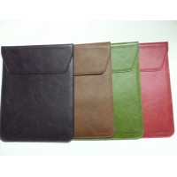 Кожаный мешок с магнитным клапаном для Ipad Air 2