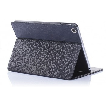 Чехол подставка четырехстепенная со светоотражающей поверхностью на пластиковой основе для планшета Ipad Air 2