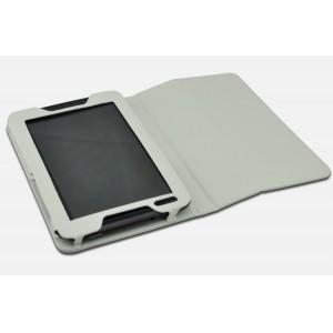 Чехол подставка с рамочной защитой серия Full Cover для планшета Lenovo IdeaTab A1000