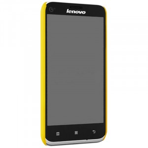 Пластиковый матовый чехол для Lenovo A859 Ideaphone
