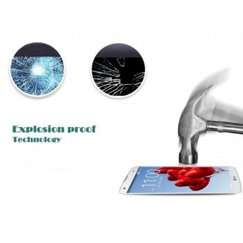 Ультратонкое износоустойчивое сколостойкое олеофобное защитное стекло-пленка для LG G Pro 2