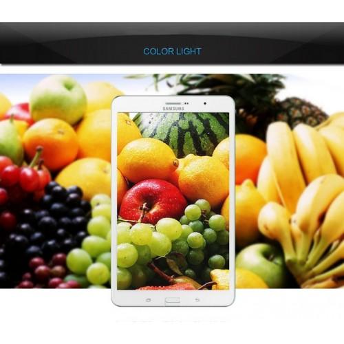 Ультратонкое износоустойчивое сколостойкое олеофобное защитное стекло-пленка для Samsung Galaxy Tab Pro 8.4