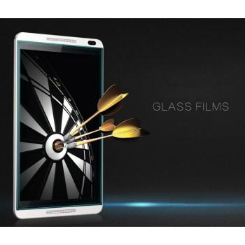 Ультратонкое износоустойчивое сколостойкое олеофобное защитное стекло-пленка для Huawei MediaPad M1