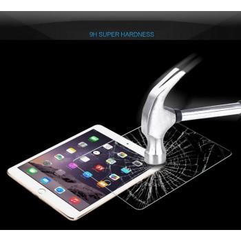 Ультратонкое износоустойчивое сколостойкое олеофобное защитное стекло-пленка для Ipad Air 2