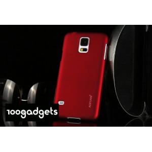 Пластиковый матовый металлик чехол для Samsung Galaxy Note Edge