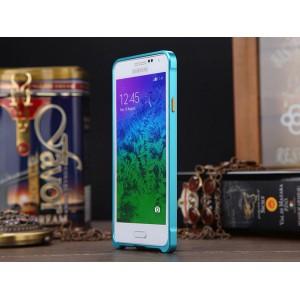Металлический бампер для Samsung Galaxy Alpha