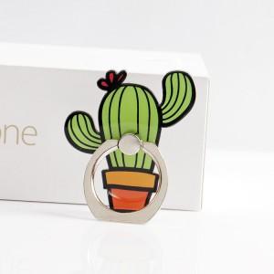 Дизайнерское фигурное кольцо-подставка дизайн Пин-Ап