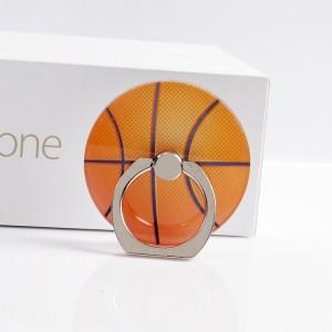 Фигурное клеевое кольцо-подставка дизайн Спорт