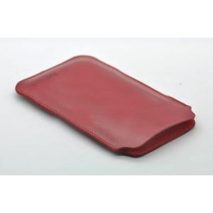 Кожаный мешок для Meizu MX4 Pro Красный