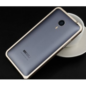 Металлический бампер для Meizu MX4 Pro
