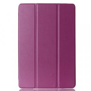 Чехол флип подставка сегментарный серия Glossy Shield для Google Nexus 9 Фиолетовый