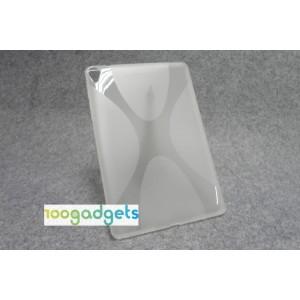 Силиконовый X чехол для Google Nexus 9 Белый