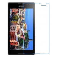 Защитная пленка для Sony Xperia C